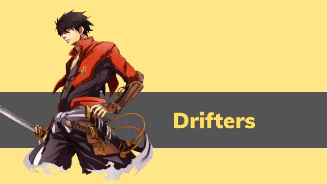drifters-indir