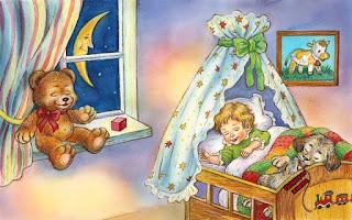 Как да приучим детето да спи цяла нощ?