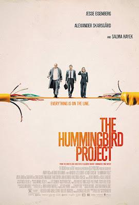 The Hummingbird Project 2018 English 720p BRRip ESubs 1GB