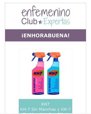 kh-7 sin manchas - kh-7 oxy effect
