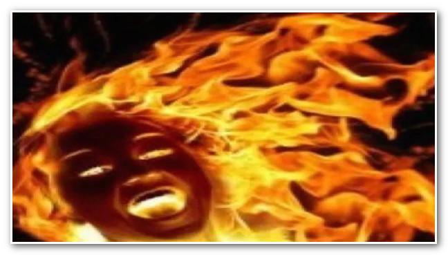 توقيف عشريني قتل أرملة حرقا بسلا