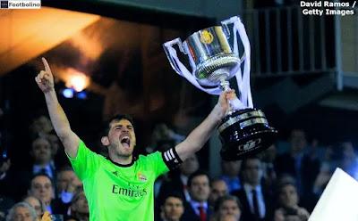 عدد ألقاب ريال مدريد في كأس ملك إسبانيا