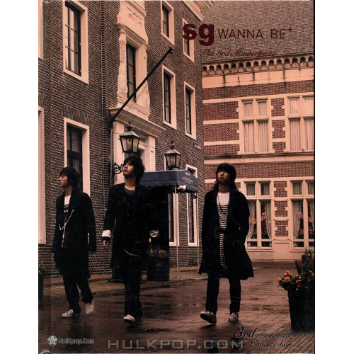 SG WANNABE – Vol.3 The 3rd Masterpiece
