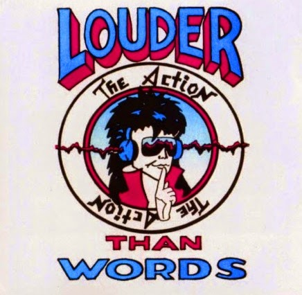The Action Louden than words 1986 1987 aor melodic rock music blogspot bands albums rar