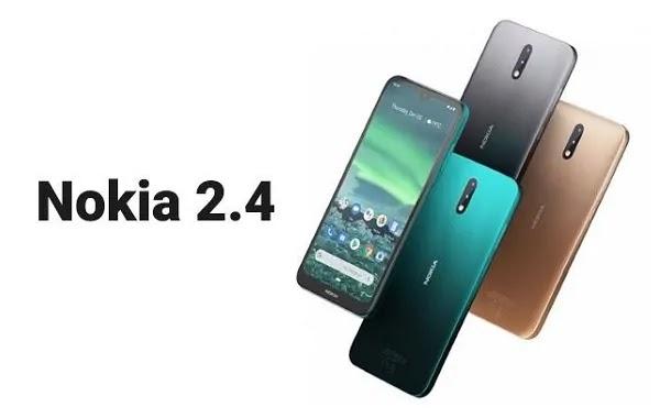 El Nokia 2.4 es oficial, características y precio