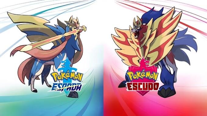 Impresiones de Pokémon Espada y Escudo