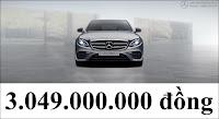 Giá xe Mercedes E300 AMG 2017 nhập khẩu