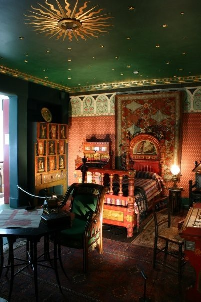 Dishfunctional designs bohemian emerald inspiration for Hippie bedroom inspiration
