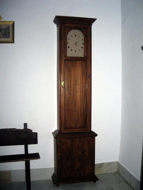 La ermita restauraci n del reloj del santurario - Maderas moral jaen ...