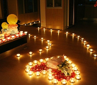 25 DIY How to Plan a Romantic Evening to Surprise Your ... Surprise Romantic Night At Home