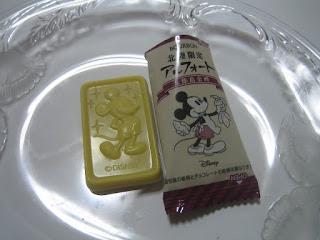 アルフォートミッキーの小袋