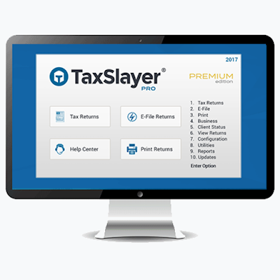 TaxSlayer Pro Vita | Professional Tax Software For Tax Preparation - Softwareanddriver.com