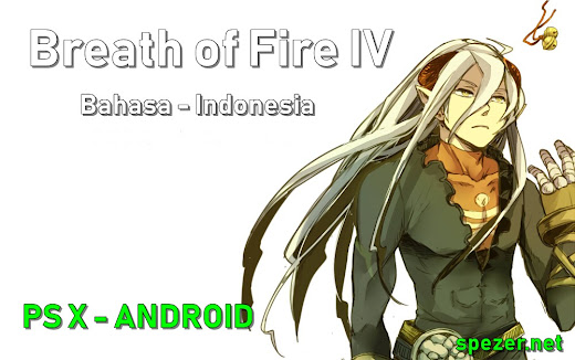 Breath of Fire IV Bahasa Indonesia Andoid