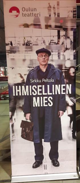 Oulun Teatteri Ihmisellinen mies