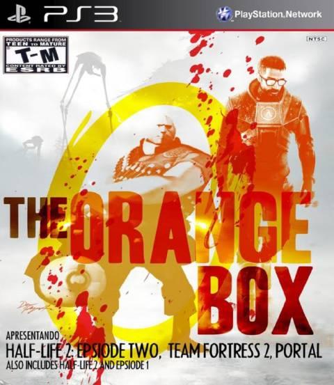 Half Life 2 The Orange Box - Download game PS3 PS4 RPCS3 PC free