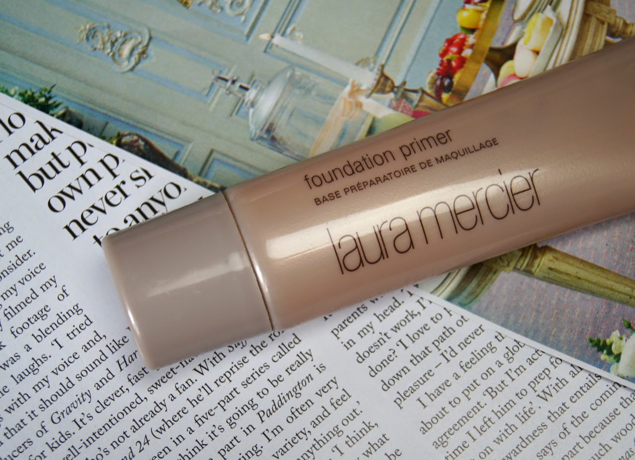 laura mercier foundation primer review premium makeup products worth the hype