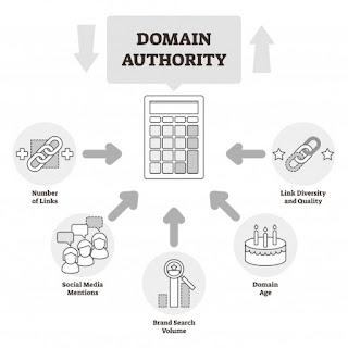bagaimana menaikkan domain authority