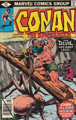 Conan the Barbarian #101