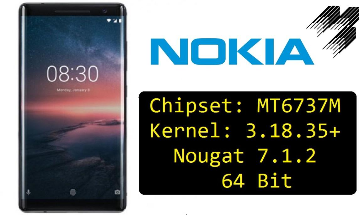 MT6737M] Nokia 3 Custom ROM for Symphony INOVA MT6737M Kernel 3 18