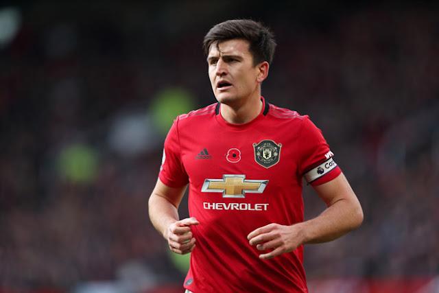 Tin HOT bóng đá sáng 6/1: Maguire có thể lỡ trận derby Manchester
