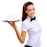 waitress in spanish