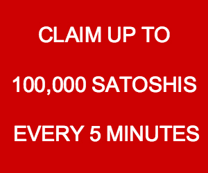 Welcome to Bitcoinker! Get up to 100,000 Satoshis every 5 minutes