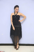 Priyanka in Sleeveless Black Slim Dress Spicy Pics ~  Exclusive 68.JPG