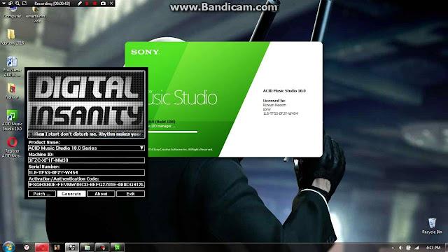 تحميل برنامج Sony ACID Music Studio 10 Full