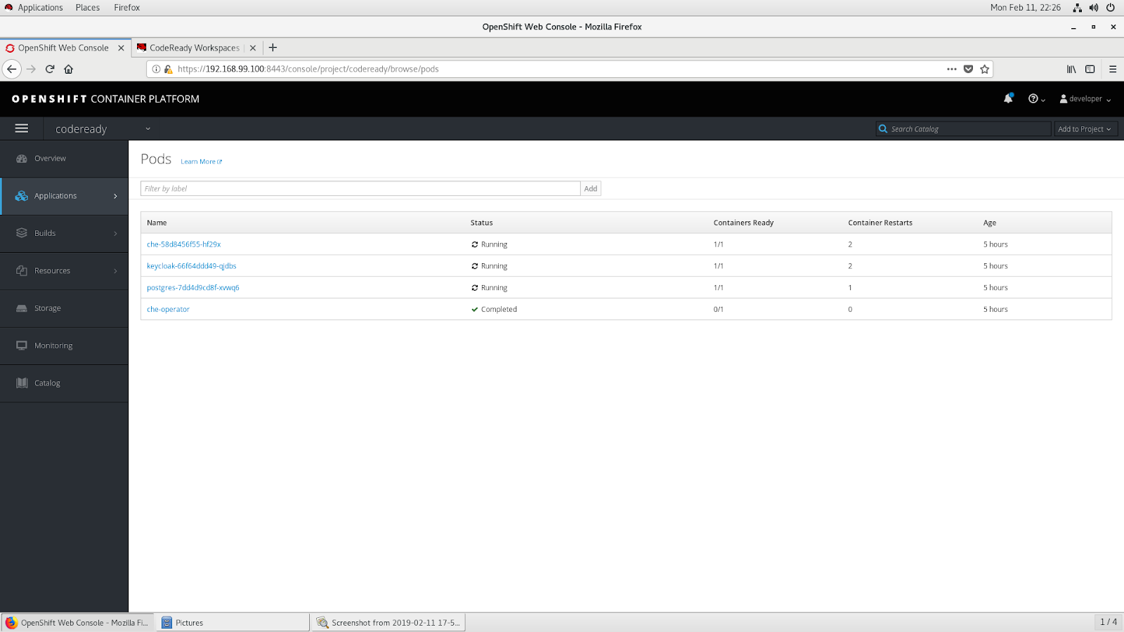 Up and Running with Red Hat CodeReady Workspace IDE