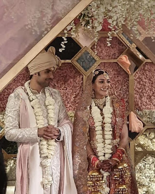 Kajal Aggarwal marriage wedding pictures