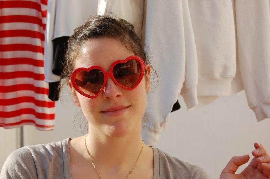 Babe In Glasses 108