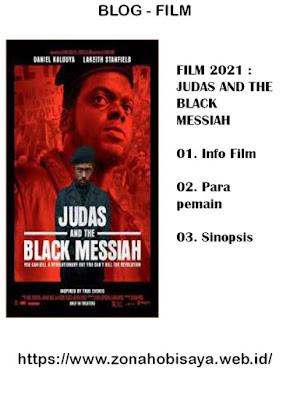 Sinopsis Film Terbaru 2021 Judas and the Black Messiah