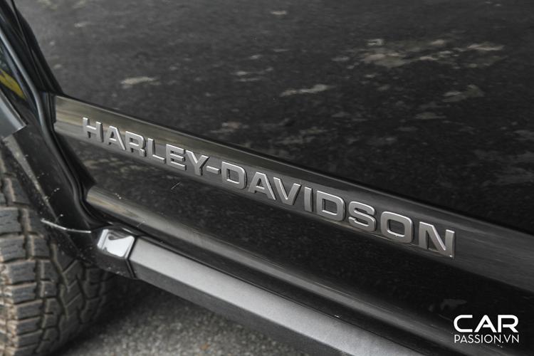 Cận cảnh Ford F-150 Harley Davidson hơn 7 tỷ tại Việt Nam