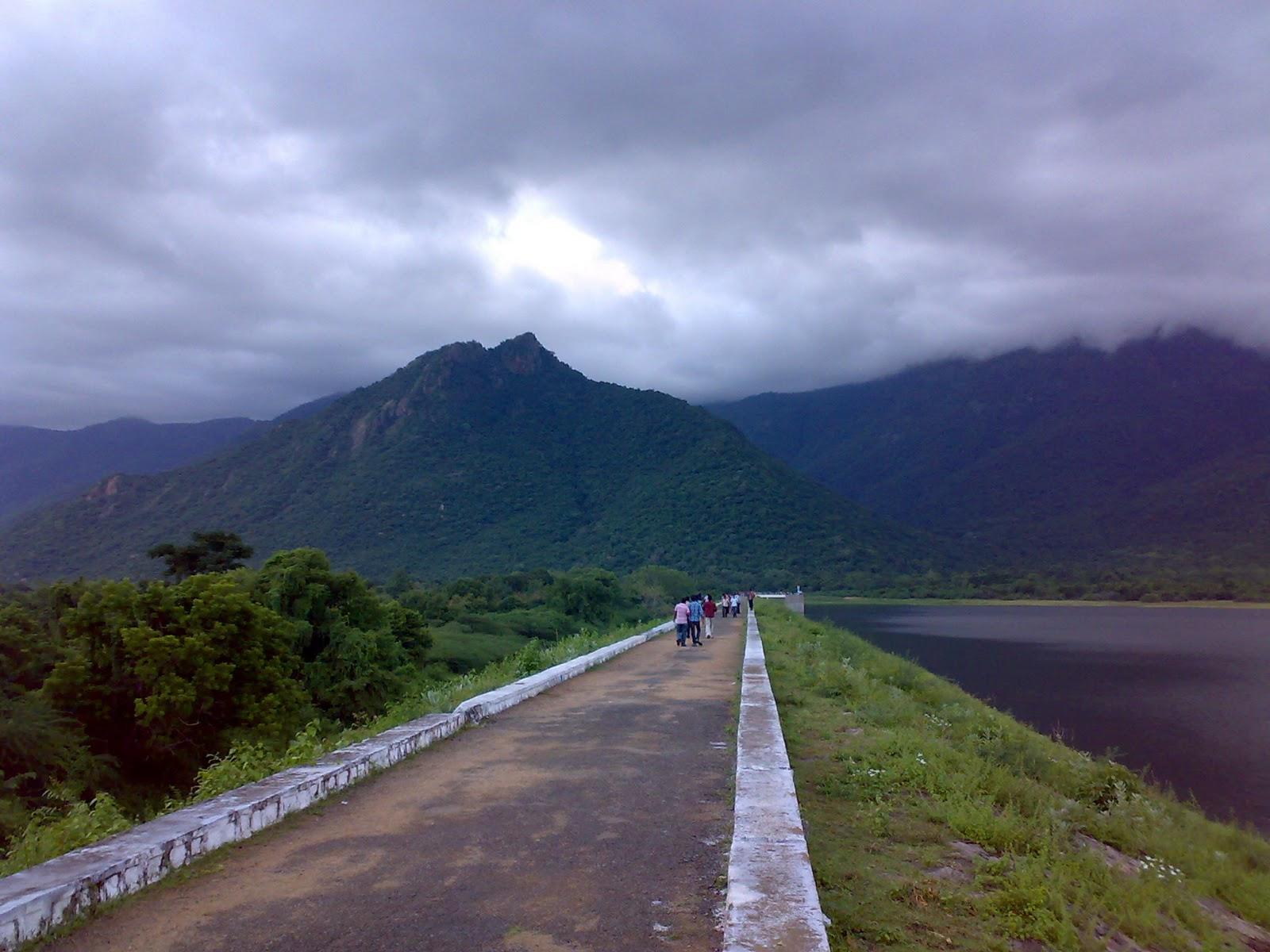 Landscape Wallpaper Hd Nature Wallpaper Anthiyur Varattu Pallam Dam