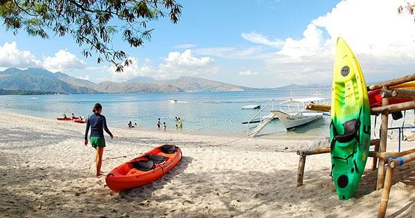 Camayan Beach Resort Promo