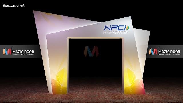 NPCI Conference Setup Design 01