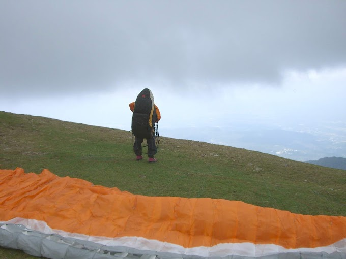 Lovers of Paragliding | Bir Billing, Himachal Pradesh