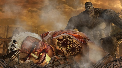 Attack on Titan 2 Full Game Walkthrough