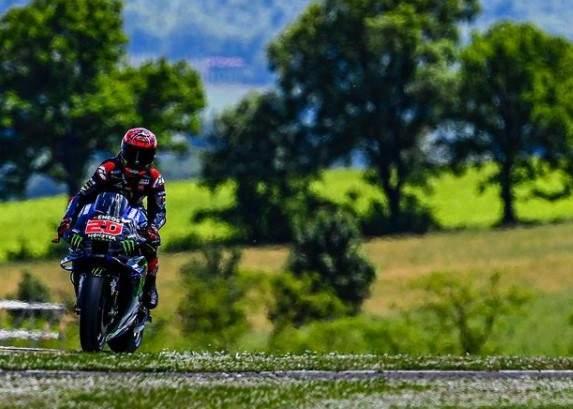 Fabio Quartararo Pole Position Motogp Mugello Italia 2021