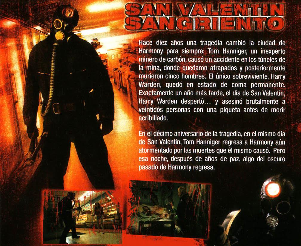 Sangriento San Valentin   720p   Dual   Español Latino