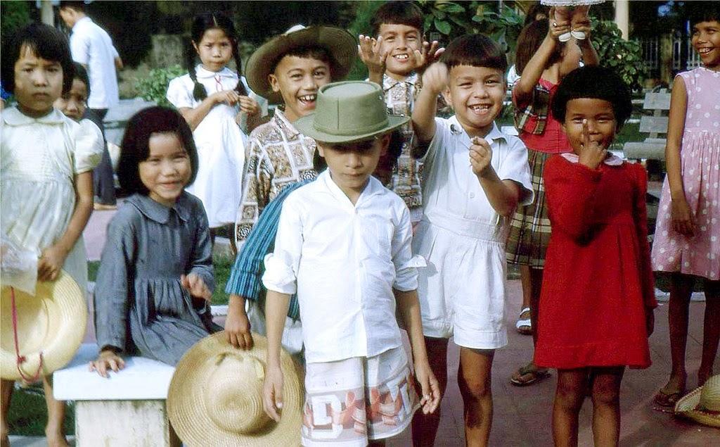 Chân dung những đứa trẻ bên sông Hàn xưa