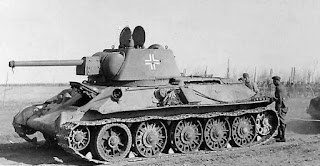 T-34 1942/1943/1944