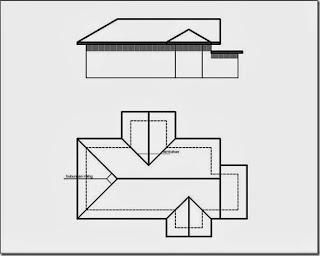 Image Result For Bentuk Atap Rumah Pelana