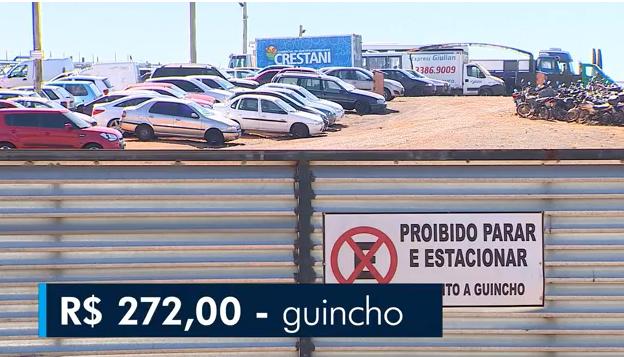 MP investiga possível pagamento de propina para carros serem guinchados em Cachoeirinha