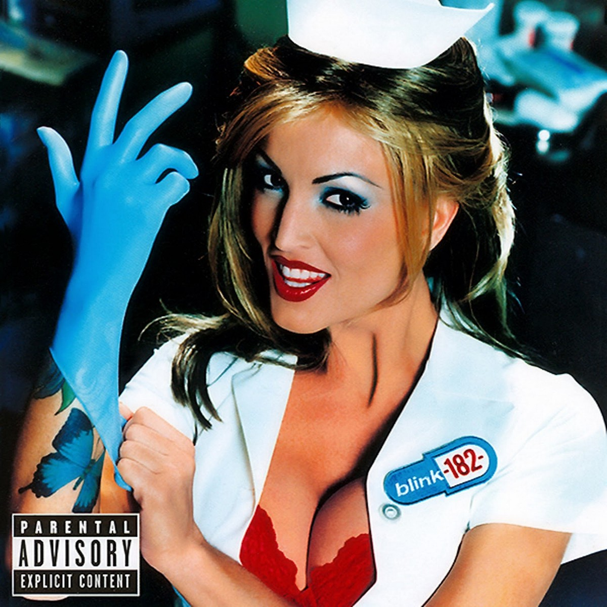 ENEMA OF THE STATE BLINK 182