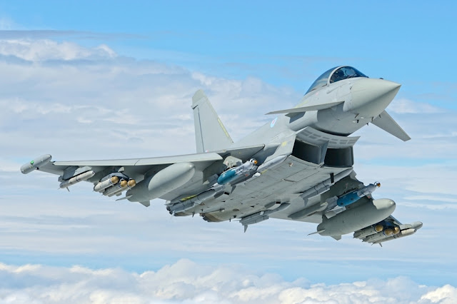 EUROFIGHTER GMBH SIGNS AN AGREEMENT TO SUPPORT TYPHOON FLEET