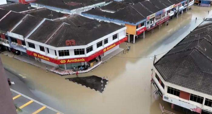 Banjir Kota Tinggi 2021