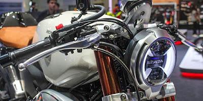 Honda Resmi Luncurkan 300 Tt Cafe Racer Concept, Siap Tantang Kawasaki