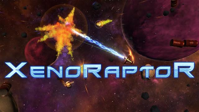 XenoRaptor chegará ao Switch em 25 de dezembro