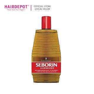 Schwarzkopf Seborin Anti Dandruff Hair Tonic